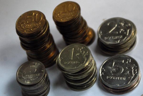 монеты,МРОТ,прожиточный минимум,мелочь,