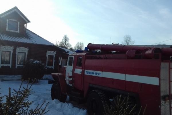 пожар Гороховец,сгорела баня,улица 1 Мая,