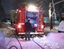 пожар,Ковров,улица пролетарская,4 февраля 2018 года,сгорел мужчина,