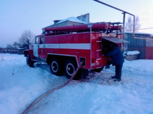 пожар Вязники,пожар Нововязники,Вязниковский район,улица Привокзальная,погибла женщина,