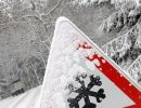 снегопад,мощный снегопад,