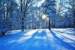 зима,