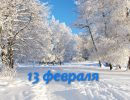 зима,деревья в снегу,февраль.мороз,13 февраля,