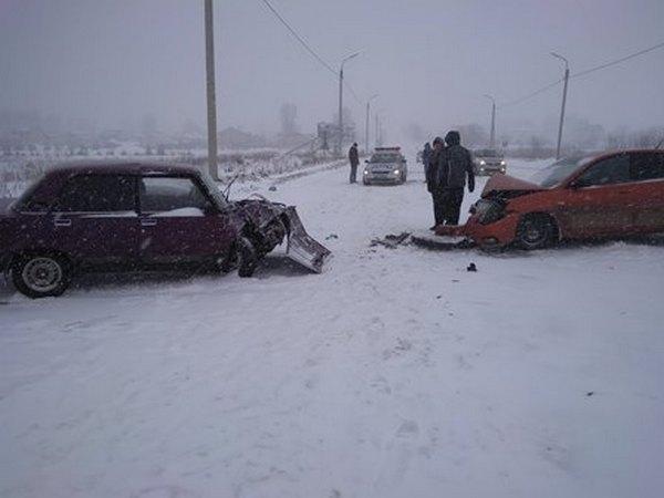 авария,ДТП,Муромский район,123 километр,Владимир-Муром-Арзамас