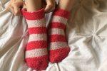носки,одеть носки перед сном,