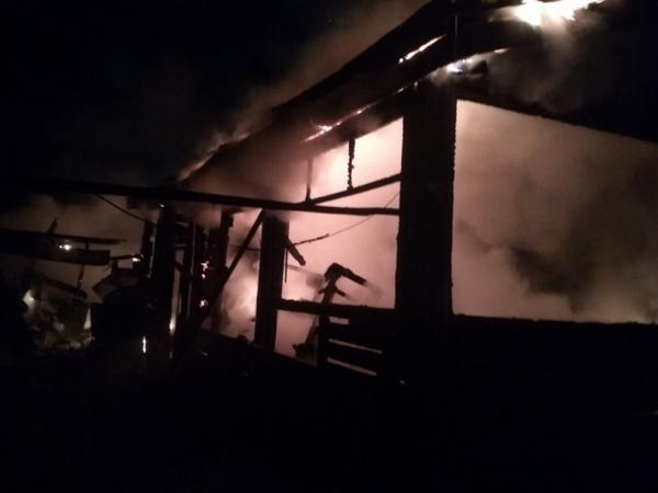 пожар,Галицы,Гороховецкий район,Владимирская область,