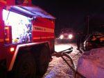 пожар,Струнино,Александровский район,погибли дети,улица Возрождение,