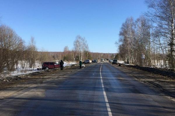 авария,Вязниковский район,Зобищи,Владимирская область,4 апреля 2018 года,
