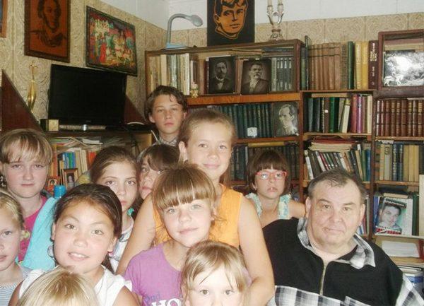 Герасимов Владимир Михайлович,Вязники,поэт,