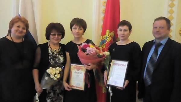 Воспитатель года работает в Гороховце