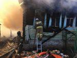 деревня Седельниково,Вязниковский район,Владимирская область,11 апреля 2018 года,пожар,сгорел дом,
