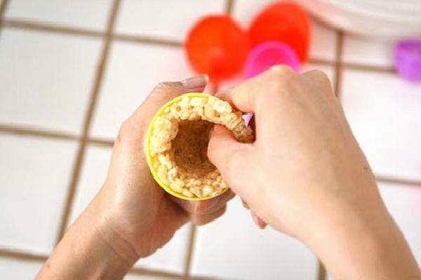 сладкие пасхальные яйца,рецепт,
