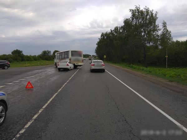 2 июня 2018 года,авария,автобус,легковушка и фургон,Суздальский район,