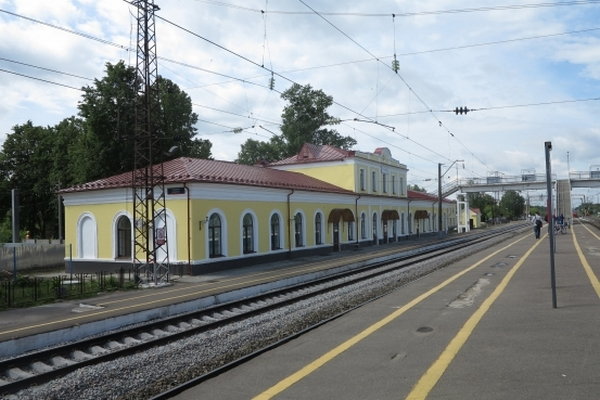 Гороховец,вокзал,станция Гороховец,