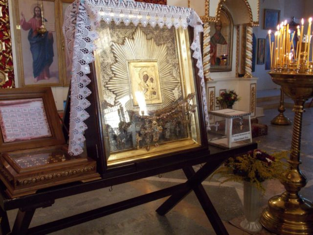 Ташлинская икона Божией Матери  Избавительница от бед