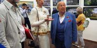 В российской столице состоялось открытие выставки «Гороховец — ожившая легенда»