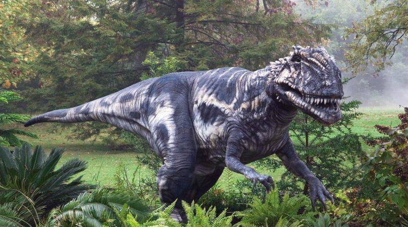 динозавр,