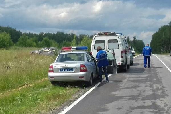 ДТП,авария,Лухтоново,7 июля 2018 года,бмв перевернулась,Судогодский район,Владимирская область,