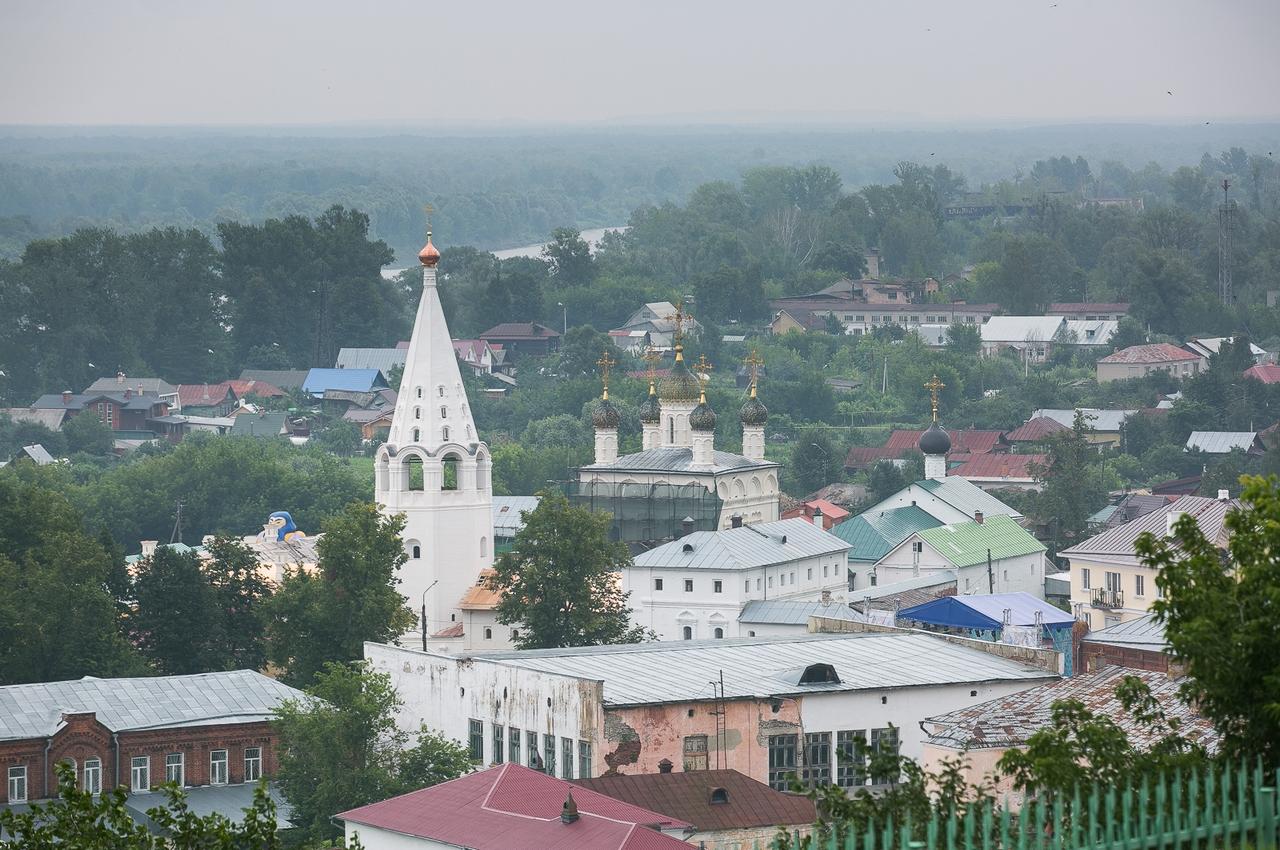 Гороховец и Суздаль включили в список городов всемирного значения