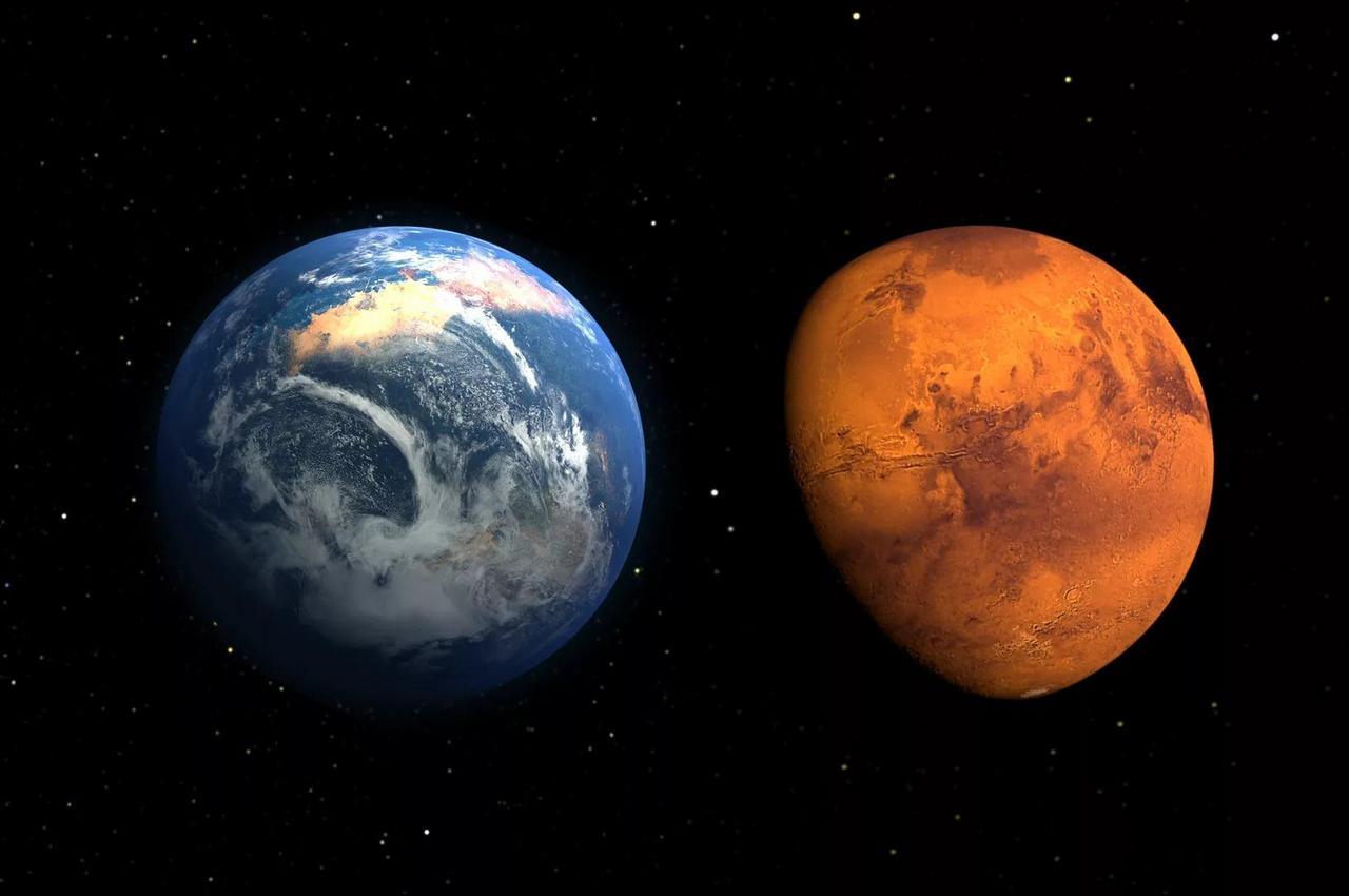 Как лунное затмение и великое противостояние Марса 27 июля 2018 года изменят вашу жизнь