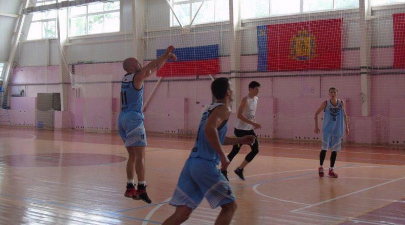 баскетбол,Вязники,чемпионат вязниковского района 2018,