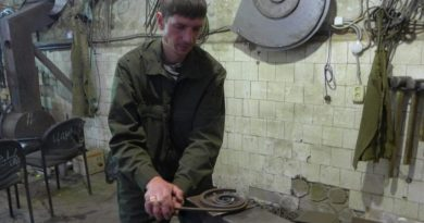 Максим Кириков,кузнец,Мстёра,