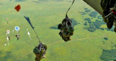 парашютист,десантник,прыжки с парашюта,ВДВ,
