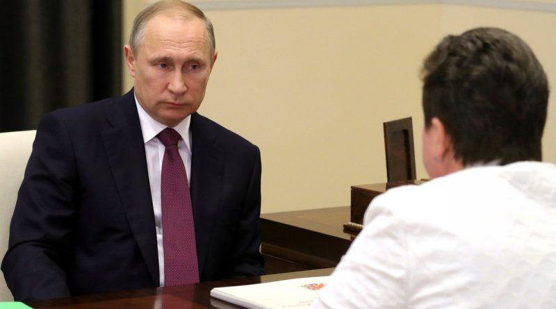 Путин,Орлова,