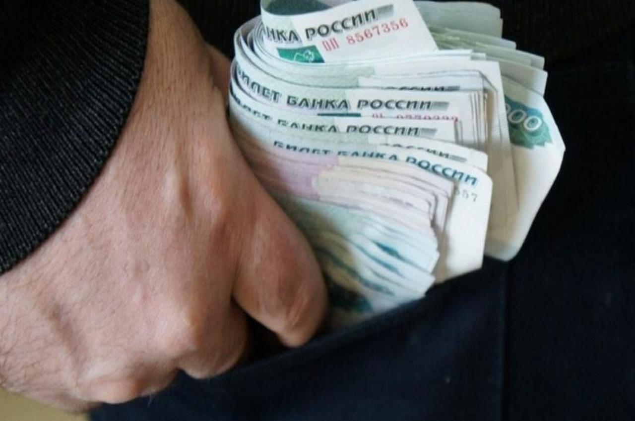 Украл деньги у пенсионерки