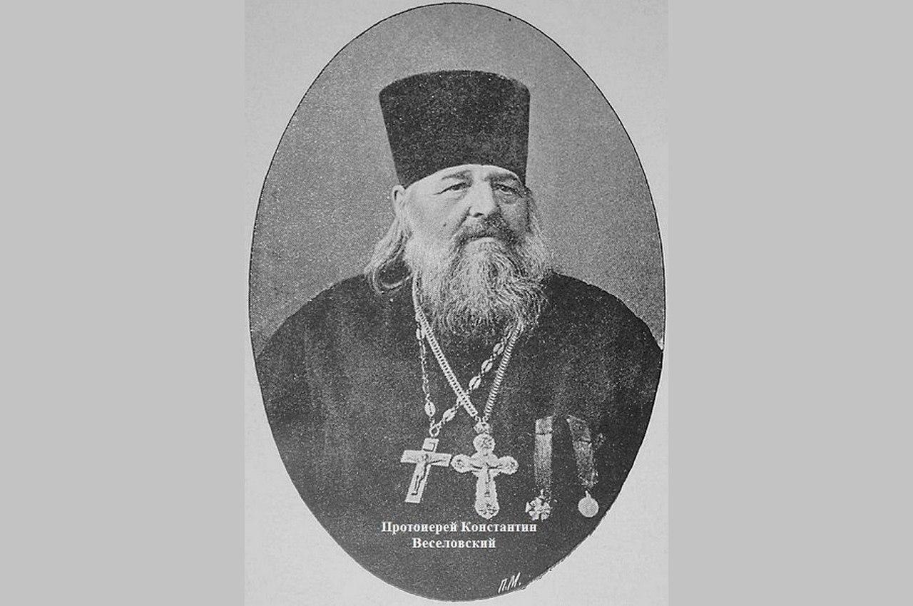 Один из первых вязниковских краеведов Константин Александрович Веселовский