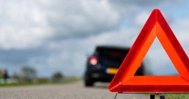 дорожный аварийный знак,