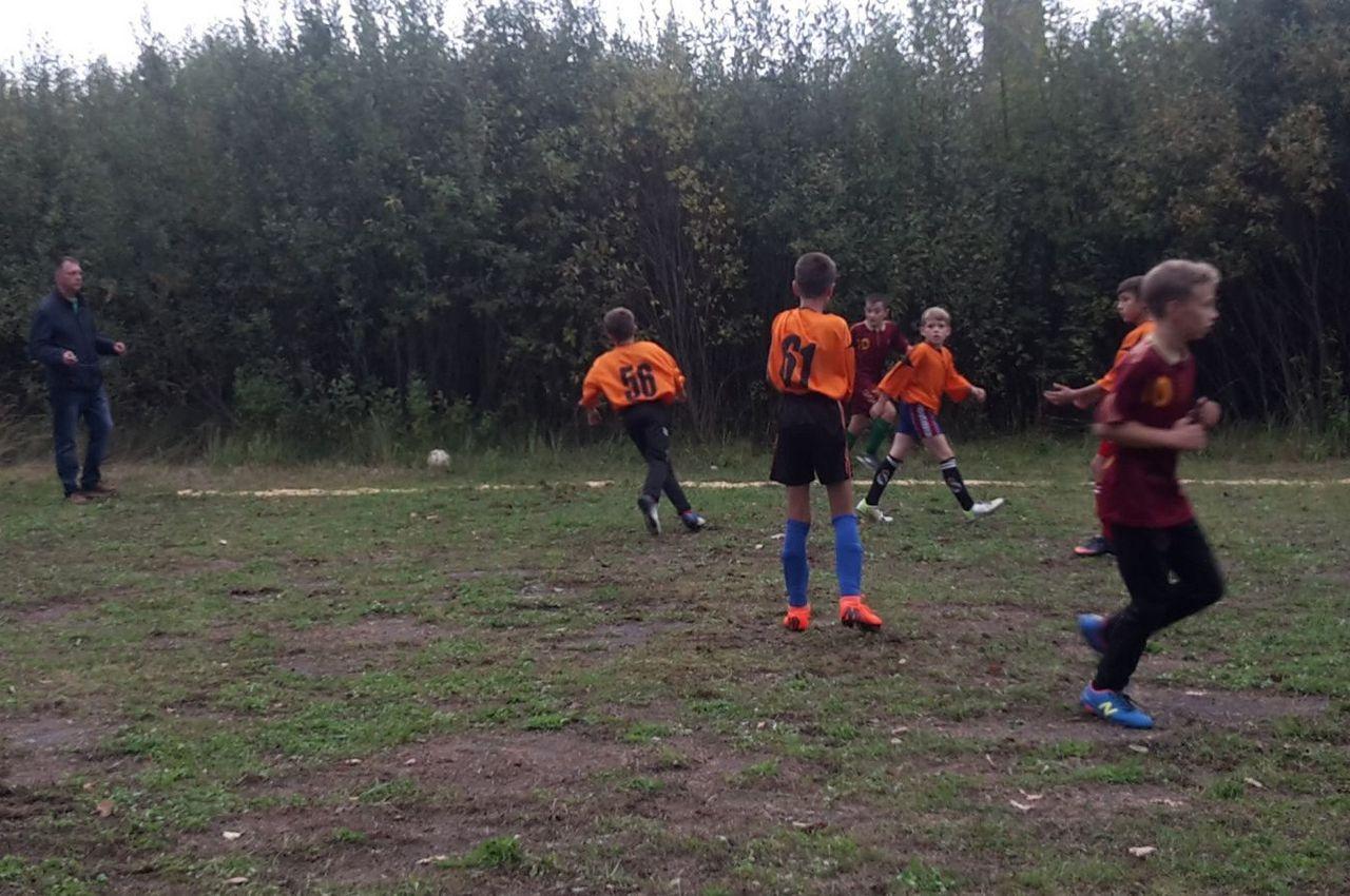 Турнир по футболу «Здравствуй школа»