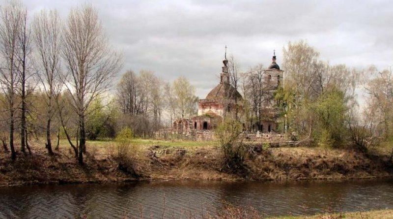 Кинешемский погост Вязниковского уезда