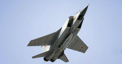 истребитель,самолет,Миг-31,