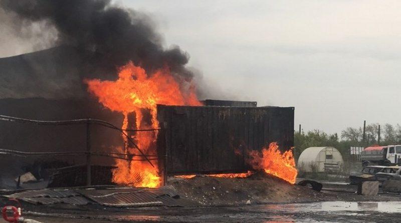 Дзержинск,Нижегородская область,Карбохим,пожар,взрыв,