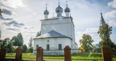 Троицкая церковь,Вязники
