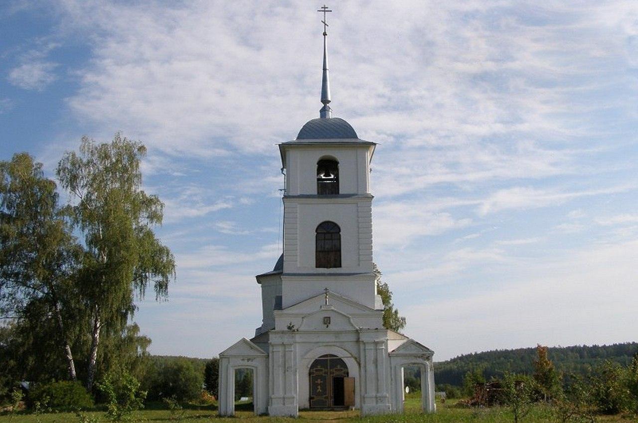 Село Акиньшино