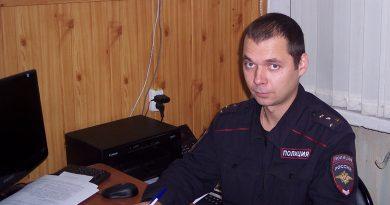 Кузнецов Антон,участковый,Вязники,