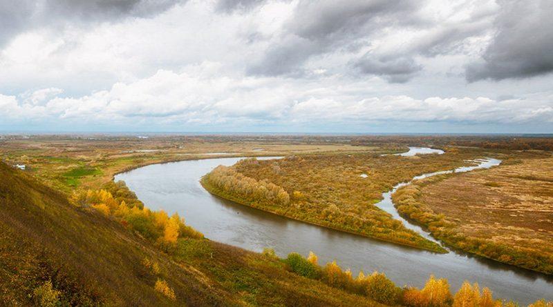 осень,Вязники,венец,Клязьма,