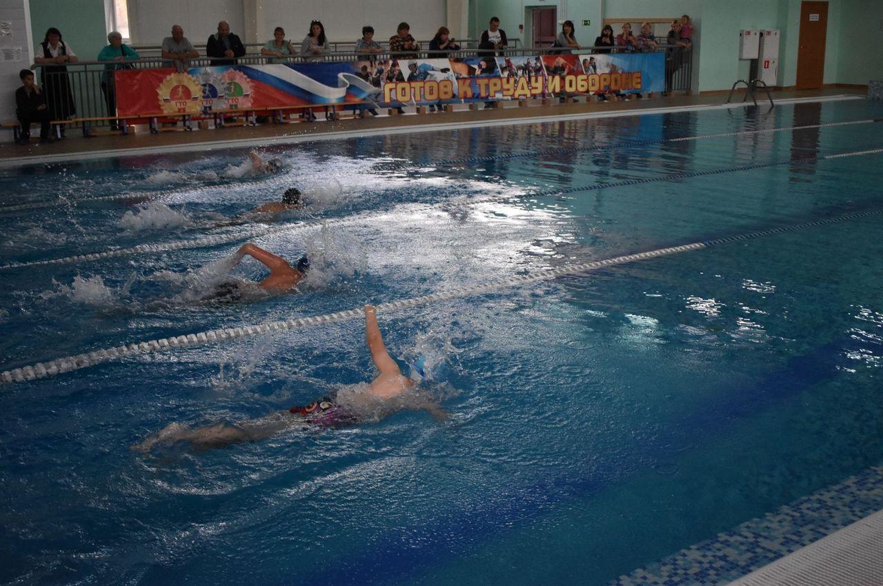 В Вязниках прошли соревнования по плаванию