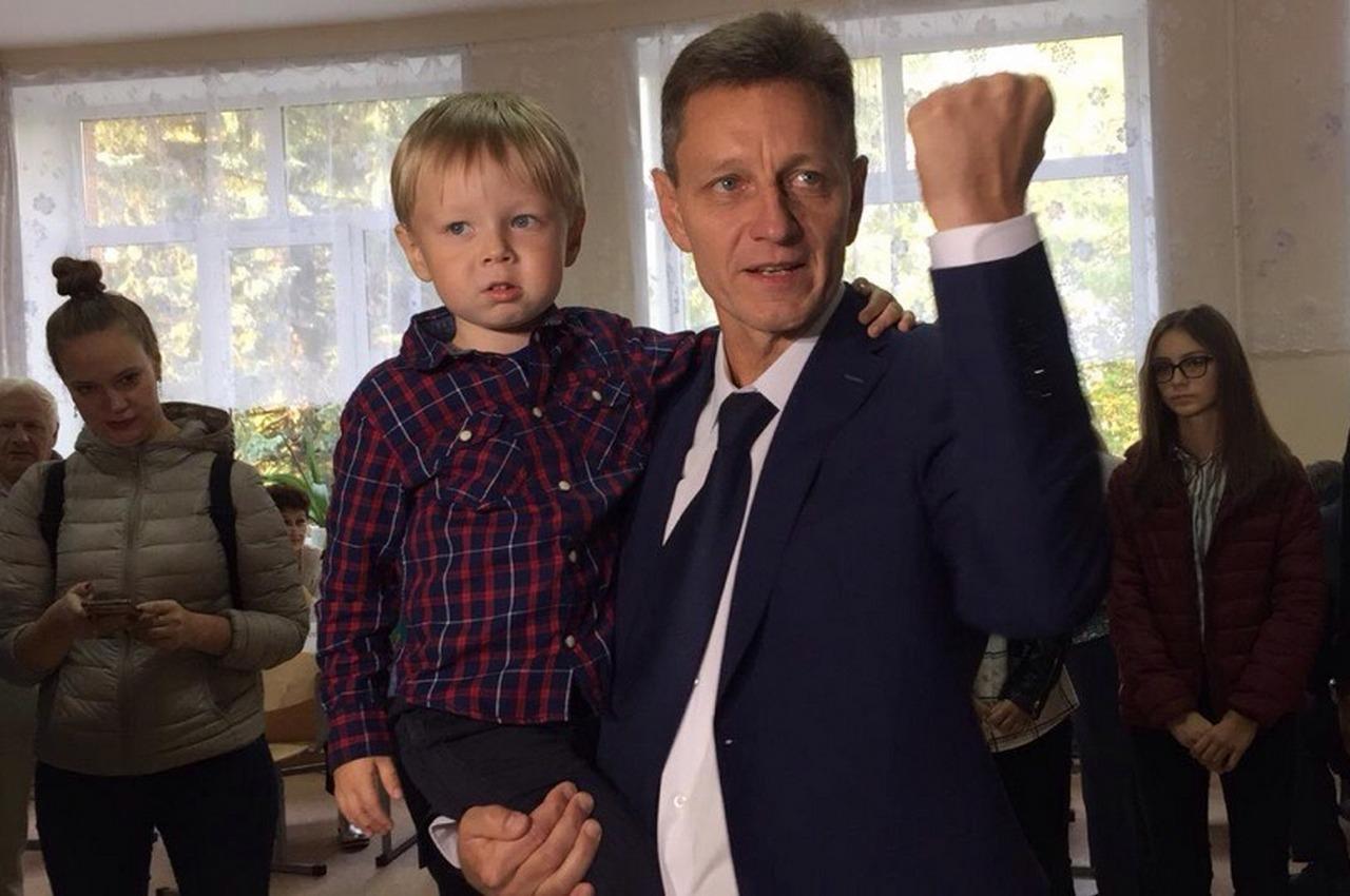 Стало известно, когда Владимир Сипягин вступит в должность губернатора Владимирской области