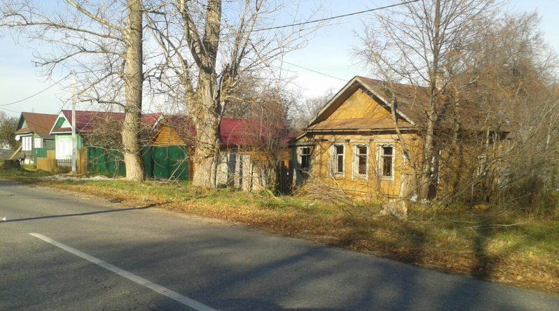 улица Шибанова,село Барское-Татарово,Вязниковский район,