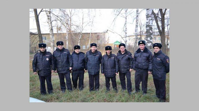 Универсальные полицейские