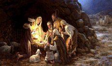 С именем Христова Рождества