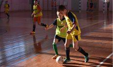 Районный турнир по мини-футболу среди учащихся